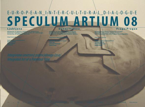 Speculum Artium 2008 katalog