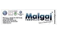 Logo: Avtohiša Malgaj