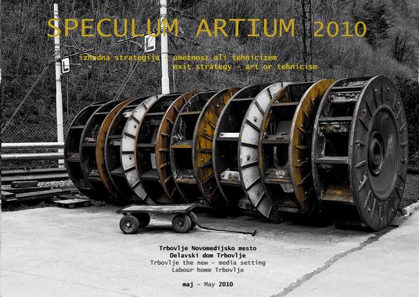 Speculum Atium 2010 katalog